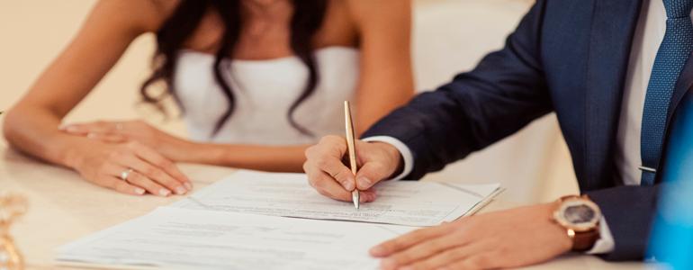 dicas planejar casamento civil