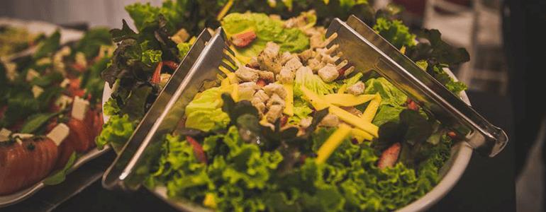 receitas de saladas para primavera