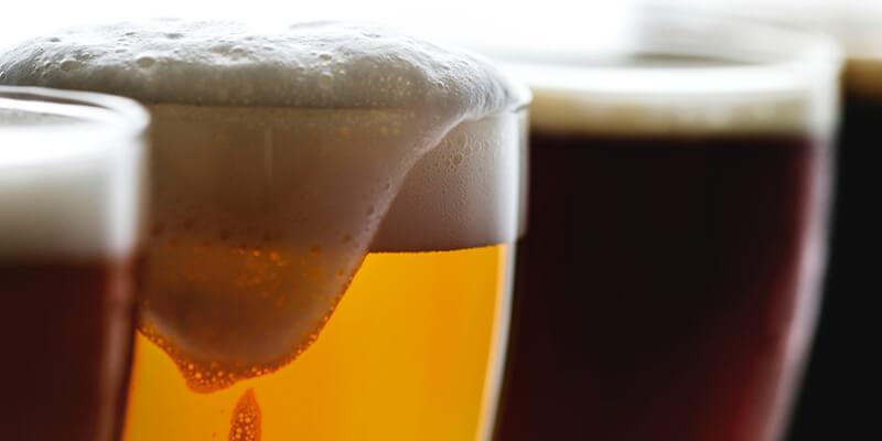cerveja combina com casamento