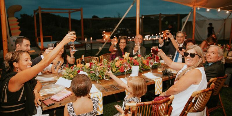 chá de cozinha é o momento de relaxar antes do casamento