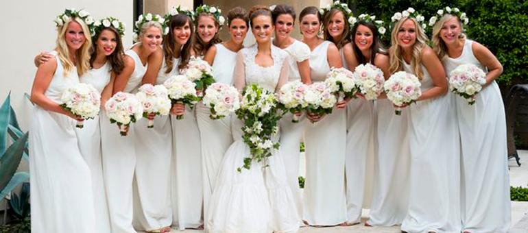 wedding casamento casamento all white